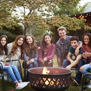 verano en usa en familia americana