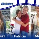 Ganadores del concurso de videos Año escolar en USA – 2016/17