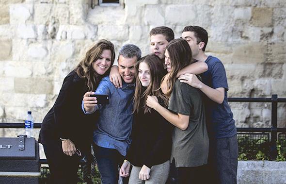 año escolar en USA familias numerosas