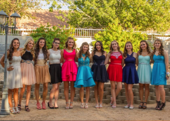 before the Homecoming Dance