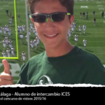 Mi año escolar en USA – Concurso de videos ICES