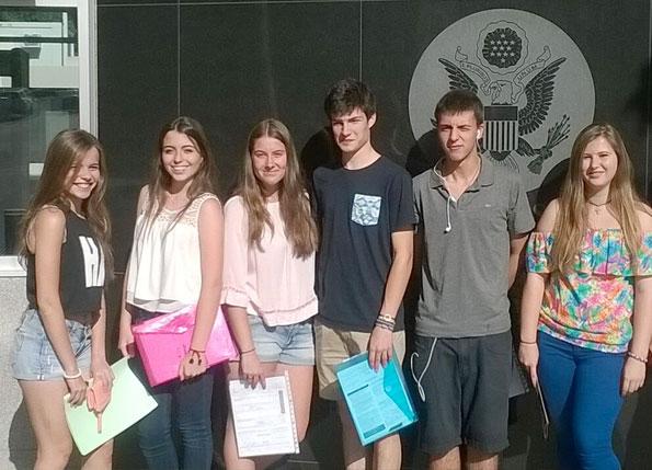 """Seminario ICES """"Pre-departure orientation"""""""