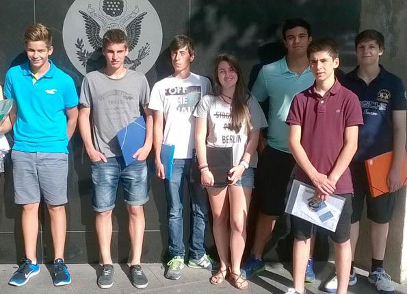 Embajada ICES, Madrid 2015