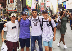 Estudiantes ICES en el seminario de Nueva York