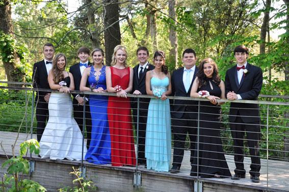 curso escolar en usa prom