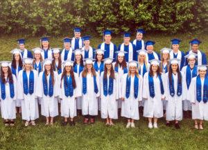 bachilllerato en el high school, graduación