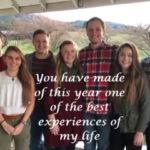 Laura Olea, estudiante de intercambio en USA – «Mi vida en USA»
