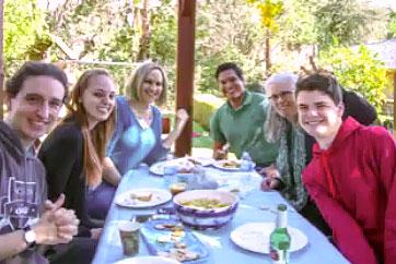 familias americanas acogen estudiantes de intercambio