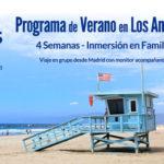 Verano en USA todo incluido – Inmersión en familia en Los Ángeles
