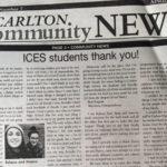 La experiencia de estudiar en Estados Unidos, carta de agradecimiento.