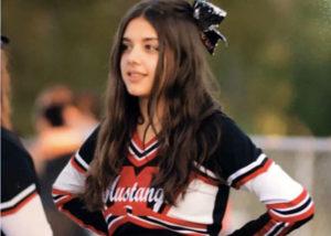Blanca Villares - Cheerleader
