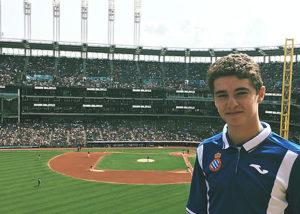 Gerard Fernandez - Beisbol