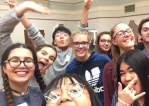 Estudiante de intercambio en USA 2018
