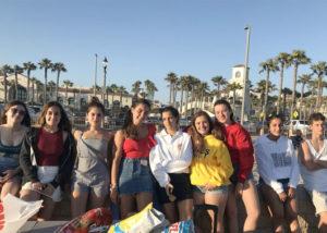 inmersión en inglés en familia en Los Ángeles