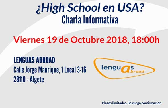 estudiar en un high school en usa
