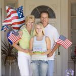 estudiar en USA, familia de acogida americana