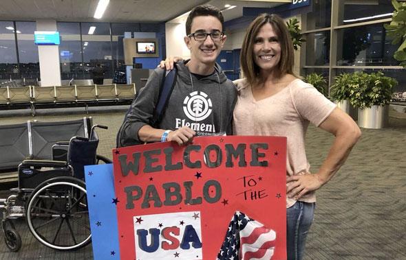 Intercambio en USA