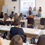 seminario de orientación para estudiar en USA