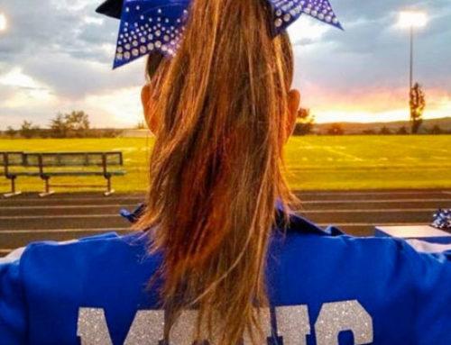 Berta – Cheerleader en Colorado
