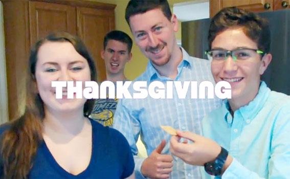Thanksgiving en Estados Unidos