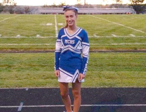Berta – Cheerleader en Craig, Colorado