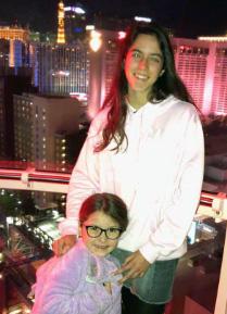 Daniela, sus primeros 4 meses en USA
