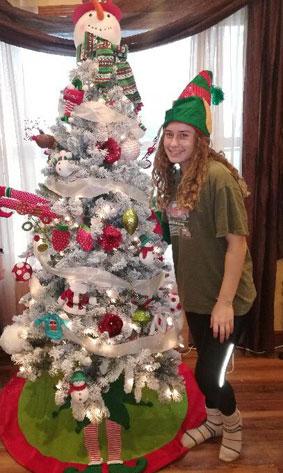 La Navidad en Estados Unidos, Laura en Missouri