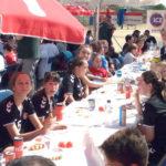 Handbol Terrassa, patrocinado por ICES, celebra el día del club