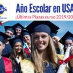 ICES Año Escolar en USA. ¡Últimas Plazas curso 2019/20!