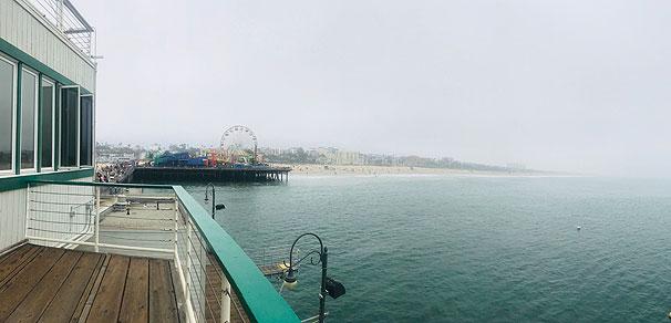 Pacific Park, el parque de atracciones del muelle de Santa Monica