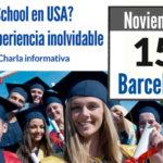 Barcelona: Charla informativa sobre estudiar en USA