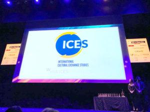 Presentación de ICES en la nit de l´esportista