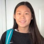 María, elegida estudiante de intercambio del mes, por ICES USA