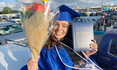 graduada en USA