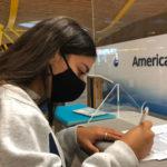 Año escolar en USA 2020, primeras llegadas de estudiantes