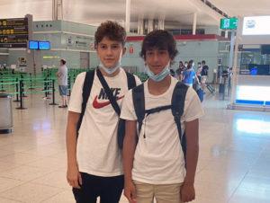 Tomás y Jordi