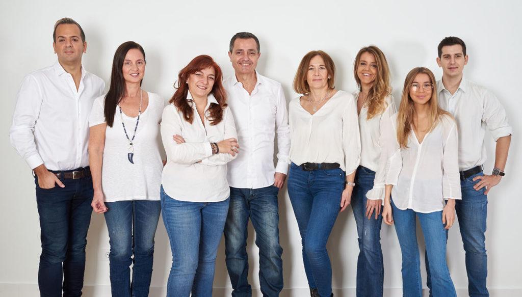 Equipo ICES en Barcelona