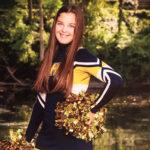 La experiencia de Lucía como cheerleader durante su año escolar en USA