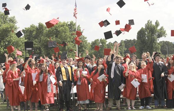 Mena, high school en Arkansas