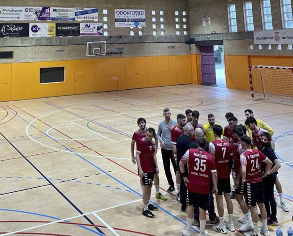 club handbol de Terrassa