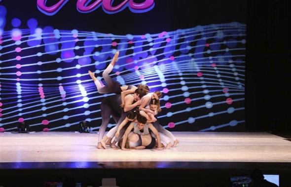 Año escolar en USA, clases de baile